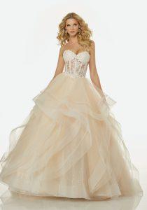 Randy Fenoli Bridal collectie 3413 Rebecca trouwjurk bruidsjurk