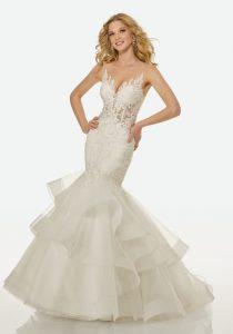 Randy Fenoli Bridal Collectie 3414 Collins bruidsjurken trouwjurken