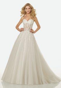 Randy Fenoli Bridal collectie 3418 Serena bruidsjurken trouwjurken Nederland Hilversum