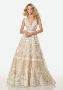 RF3421 Michelle trouwjurk bruidsjurk randy fenoli bridal collectie nederland hilversum