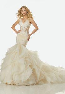 Randy Fenoli Bridal collectie 3423 Charlize trouwjurken bruidsjurken Nederland