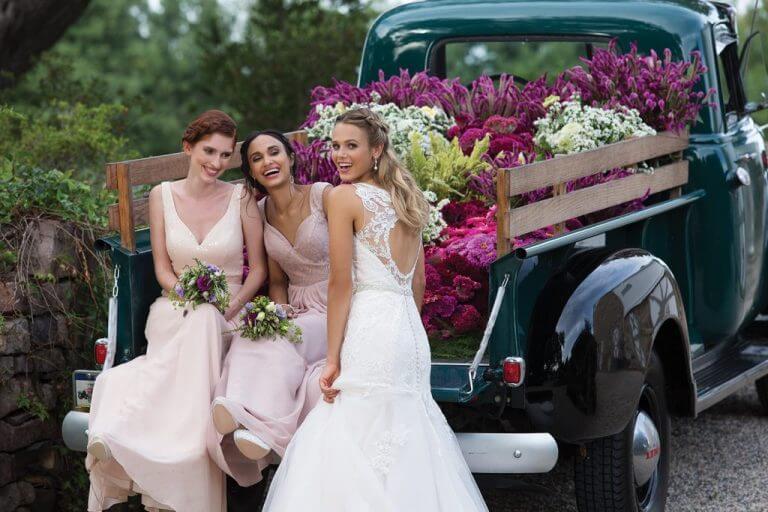 Bruidsmode Bunschoten