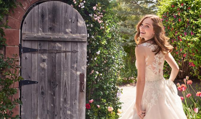 Rebecca Ingram trouwjurken bruidsjurken