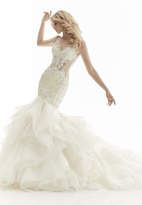 Randy Fenoli Bridal trouwjurk 3423 bruid